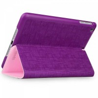 Чехол Devia для iPad Mini/Mini2/Mini3 Youth Purple/Pink