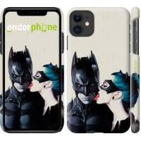 Чехол для iPhone 11 Бэтмен 4678m-1722