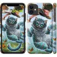 Чехол для iPhone 11 Чеширский кот 2 3993m-1722