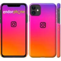 Чехол для iPhone 11 Instagram 4273m-1722