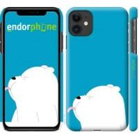 Чехол для iPhone 11 Мишка 1 4358m-1722