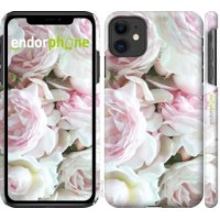 Чехол для iPhone 11 Пионы v2 2706m-1722