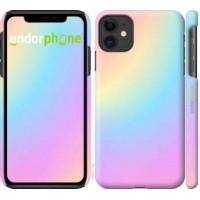 Чехол для iPhone 11 Радуга 2 2920m-1722