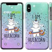 Чехол для iPhone X Im hulacorn 3976m-1050