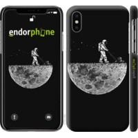 Чехол для iPhone X Moon in dark 4176m-1050