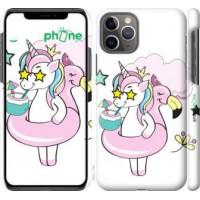 Чехол для iPhone 11 Pro Crown Unicorn 4660c-1788