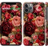 Чехол для iPhone 11 Pro Цветущие розы 2701c-1788