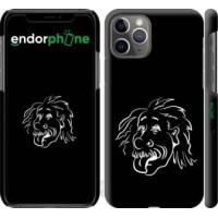 Чехол для iPhone 11 Pro Эйнштейн 4759c-1788