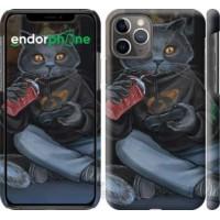 Чехол для iPhone 11 Pro gamer cat 4140c-1788