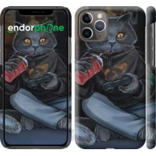 Чехол для iPhone 11 Pro gamer cat 4140c-1788