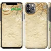 Чехол для iPhone 11 Pro Кружевной орнамент 2160c-1788