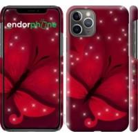 Чехол для iPhone 11 Pro Лунная бабочка 1663c-1788