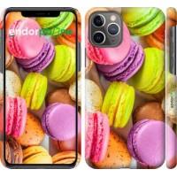 Чехол для iPhone 11 Pro Макаруны 2995c-1788