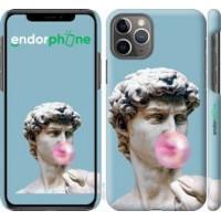 Чехол для iPhone 11 Pro Микеланджело 4500c-1788