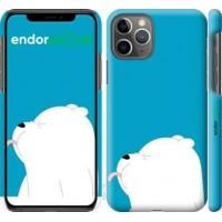 Чехол для iPhone 11 Pro Мишка 1 4358c-1788