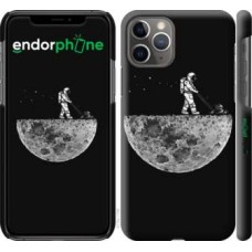 Чехол для iPhone 11 Pro Moon in dark 4176c-1788