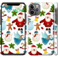 Чехол для iPhone 11 Pro Новогодний 1 4614c-1788
