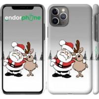 Чехол для iPhone 11 Pro Новогодний 10 4623c-1788