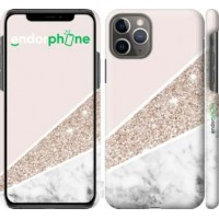 Чехол для iPhone 11 Pro Пастельный мрамор 4342c-1788