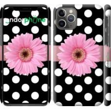 Чехол для iPhone 11 Pro Горошек 2 2147c-1788