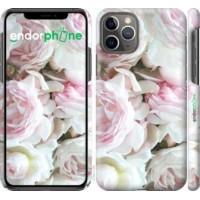 Чехол для iPhone 11 Pro Пионы v2 2706c-1788