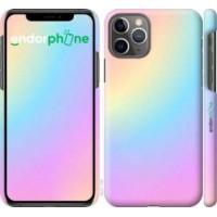 Чехол для iPhone 11 Pro Радуга 2 2920c-1788