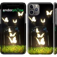 Чехол для iPhone 11 Pro Бабочки 2983c-1788