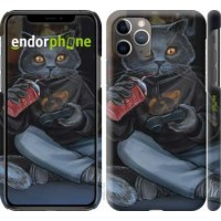 Чехол для iPhone 11 Pro Max gamer cat 4140m-1723