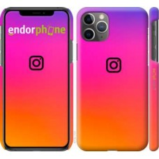 Чехол для iPhone 11 Pro Max Instagram 4273m-1723