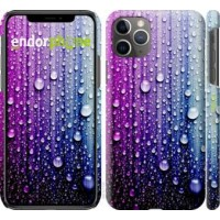 Чехол для iPhone 11 Pro Max Капли воды 3351m-1723