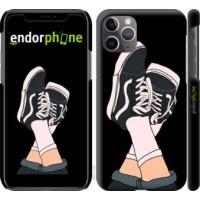 Чехол для iPhone 11 Pro Max Кеды 4265m-1723