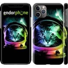 Чехол для iPhone 11 Pro Max Кот-астронавт 4154m-1723