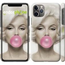 Чехол для iPhone 11 Pro Max Мэрлин Монро 1833m-1723