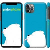 Чехол для iPhone 11 Pro Max Мишка 1 4358m-1723