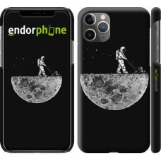 Чехол для iPhone 11 Pro Max Moon in dark 4176m-1723
