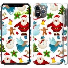 Чехол для iPhone 11 Pro Max Новогодний 1 4614m-1723