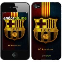 Чехол для iPhone 4s Барселона 1 326c-12