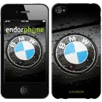 Чехол для iPhone 4s BMW 845c-12