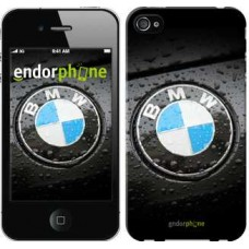 Чехол для iPhone 4 BMW 845c-15