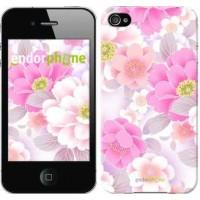 Чехол для iPhone 4 Цвет яблони 2225c-15