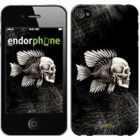 Чехол для iPhone 4 Рыбо-человек 683c-15