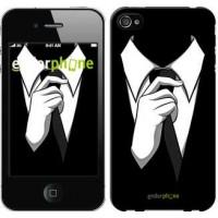 Чехол для iPhone 4s Галстук 2975c-12