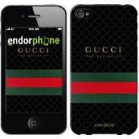 Чехол для iPhone 4s Gucci 1 451c-12