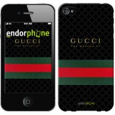 Чехол для iPhone 4 Gucci 1 451c-15
