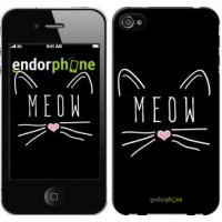 Чехол для iPhone 4s Kitty 3677c-12