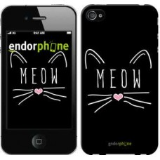 Чехол для iPhone 4 Kitty 3677c-15