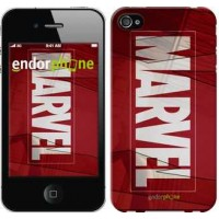 Чехол для iPhone 4 Marvel 2752c-15