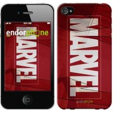 Чехол для iPhone 4 Marvel 2752c-15