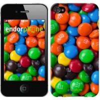Чехол для iPhone 4s MandMs 1637c-12