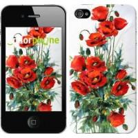 Чехол для iPhone 4s Маки 523c-12